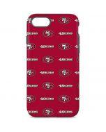 San Francisco 49ers Blitz Series iPhone 8 Pro Case