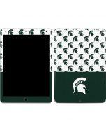 Michigan State University Spartans MSU Split Apple iPad Air Skin