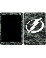 Tampa Bay Lightning Camo Apple iPad Air Skin