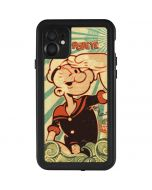 Popeye out at Sea iPhone 11 Waterproof Case