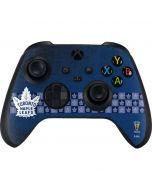 Toronto Maple Leafs Vintage Xbox Series X Controller Skin