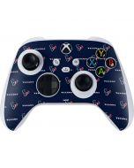 Houston Texans Blitz Series Xbox Series S Controller Skin