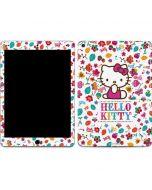 Hello Kitty Smile White Apple iPad Air Skin