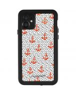 Anchors and Dots iPhone 11 Waterproof Case