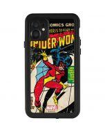 Spider-Woman #1 iPhone 11 Waterproof Case