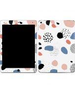 Patterned Dots Apple iPad Air Skin