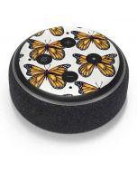 Monarch Butterflies Amazon Echo Dot Skin