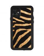 Zebra iPhone 11 Waterproof Case