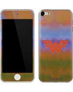Wonder Woman Rainbow Chevron Apple iPod Skin