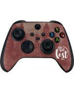 Lets Get Lost Xbox Series X Controller Skin