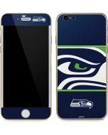 Seattle Seahawks Zone Block iPhone 6/6s Skin
