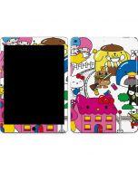 Hello Sanrio Friendship Road Apple iPad Air Skin