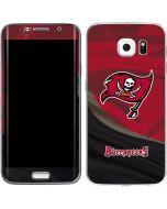Tampa Bay Buccaneers Galaxy S6 Edge Skin