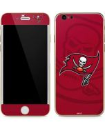 Tampa Bay Buccaneers Double Vision iPhone 6/6s Skin