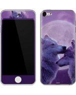 Loving Wolves Apple iPod Skin