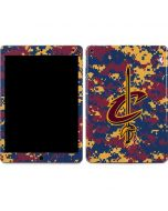Cleveland Cavaliers Digi Camo Apple iPad Air Skin