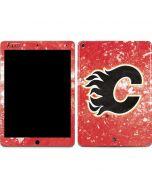 Calgary Flames Frozen Apple iPad Air Skin