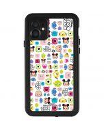 Tsum Tsum Disney Characters iPhone 11 Waterproof Case