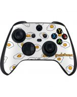 Gudetama Egg Pattern Xbox Series X Controller Skin