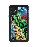 Green Lantern Defeats Sinestro iPhone 11 Waterproof Case