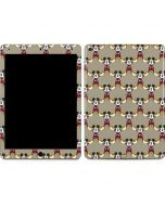 Mickey Mouse Formation Apple iPad Air Skin