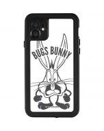 Bugs Bunny Big Head iPhone 11 Waterproof Case