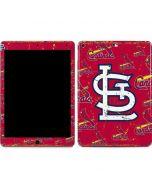 St. Louis Cardinals - Cap Logo Blast Apple iPad Air Skin