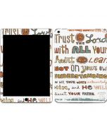 Peter Horjus - Trust In the Lord Apple iPad Air Skin