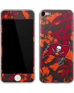 Tampa Bay Buccaneers Tropical Print Apple iPod Skin
