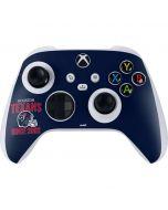 Houston Texans Helmet Xbox Series S Controller Skin
