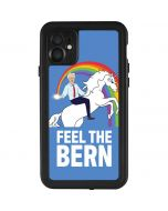 Feel The Bern Unicorn iPhone 11 Waterproof Case