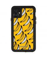 Bananas iPhone 11 Waterproof Case
