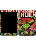 Marvel Comics Hulk Apple iPad Air Skin