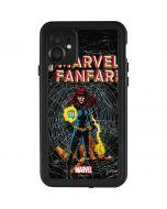 Marvel Comics Fanfare iPhone 11 Waterproof Case