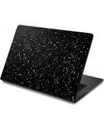 Black Speckle Dell Chromebook Skin