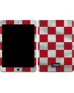 Croatia Soccer Flag Apple iPad Air Skin