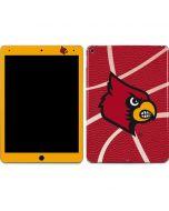 Louisville Red Basketball Apple iPad Air Skin