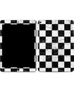 Checkered Marble Apple iPad Air Skin