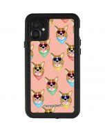 Corgi Love iPhone 11 Waterproof Case