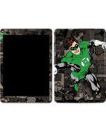 Green Lantern Mixed Media Apple iPad Air Skin