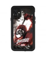 Daredevil In Action iPhone 11 Waterproof Case