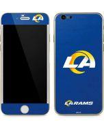 Los Angeles Rams Distressed iPhone 6/6s Skin