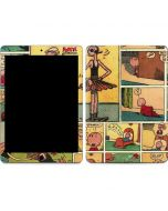 Comic Strip Popeye Apple iPad Air Skin
