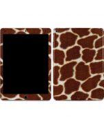 Giraffe Apple iPad Air Skin
