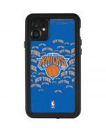 New York Knicks Blast iPhone 11 Waterproof Case