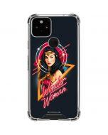 Diana Prince Wonder Woman Google Pixel 5 Clear Case