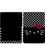 Hello Kitty Black Apple iPad Air Skin