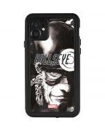 Bullseye Grunge iPhone 11 Waterproof Case