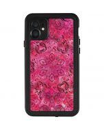 Pink Zen iPhone 11 Waterproof Case