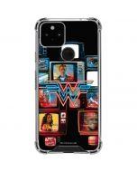 Wonder Woman Neon Google Pixel 5 Clear Case